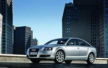 Обои автомобили Audi A6 - 2008