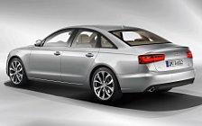 Обои автомобили Audi A6 3.0 TDI quattro - 2011
