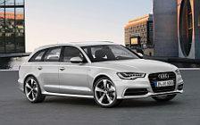 Обои автомобили Audi A6 Avant 3.0 TFSI S-line - 2011