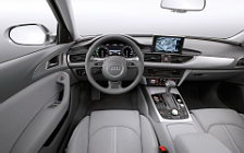 Обои автомобили Audi A6 Hybrid - 2011
