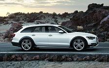 Обои автомобили Audi A6 allroad quattro - 2012