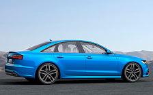 Обои автомобили Audi A6 3.0T quattro S-line - 2014