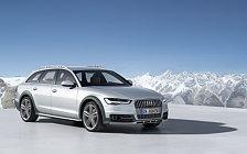 Обои автомобили Audi A6 allroad quattro - 2014