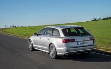 Обои автомобили Audi A6 Avant 2.0 TDI - 2014