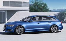 Обои автомобили Audi A6 Avant TDI ultra S-line - 2014