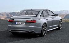Обои автомобили Audi A6 TFSI ultra S-line - 2014