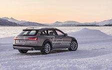 Обои автомобили Audi A6 allroad quattro - 2009