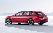 Обои автомобили Audi A6 Avant TFSI quattro - 2016
