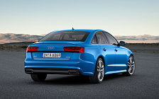 Обои автомобили Audi A6 TFSI quattro - 2016