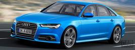 Audi A6 3.0T quattro S-line - 2014