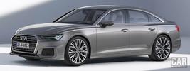 Audi A6 50 TDI quattro S line - 2018