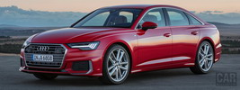 Audi A6 55 TFSI quattro S line - 2018