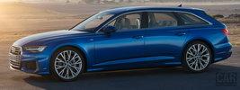 Audi A6 55 TFSI quattro S line Avant - 2018