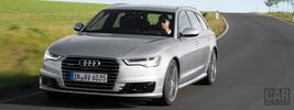 Audi A6 Avant 2.0 TDI - 2014