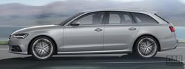 Audi A6 Avant 2.0 TDI S-line - 2014