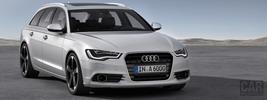 Audi A6 Avant 2.0 TDI ultra - 2014