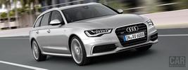 Audi A6 Avant 3.0 TFSI S-line - 2011