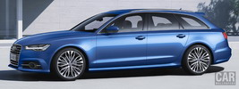 Audi A6 Avant TDI ultra S-line - 2014