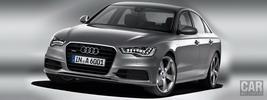Audi A6 S-line 3.0 TFSI quattro - 2011