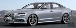Audi A6 TFSI ultra S-line - 2014