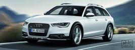 Audi A6 allroad quattro - 2012