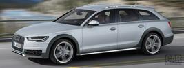 Audi A6 allroad quattro - 2014