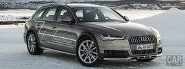 Audi A6 allroad quattro - 2015