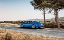 Обои автомобили Audi A7 Sportback quattro S line - 2018