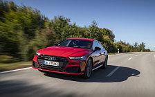 Обои автомобили Audi A7 Sportback 55 TFSI e quattro S line - 2019