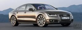 Audi A7 Sportback - 2010
