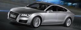 Audi A7 Sportback 3.0 TDI quattro - 2010