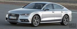 Audi A7 Sportback S-Line - 2014