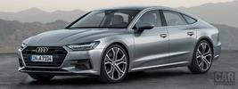 Audi A7 Sportback quattro - 2018