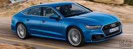 Audi A7 Sportback quattro S line - 2018