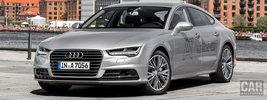 Audi A7 Sportback ultra - 2016