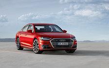 Обои автомобили Audi A8 3.0 TDI quattro - 2017