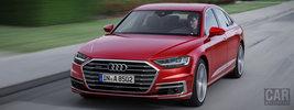 Audi A8 3.0 TDI quattro - 2017