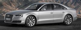 Audi A8 4.0 TFSI quattro - 2013