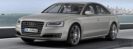 Audi A8 4.2 TDI quattro - 2013