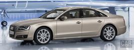 Audi A8 4.2 FSI quattro - 2010