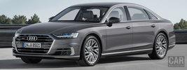 Audi A8 L 3.0 TFSI quattro - 2017