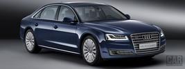 Audi A8 L W12 quattro exclusive - 2014