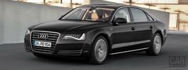 Audi A8 L hybrid - 2012