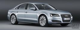 Audi A8 hybrid - 2011