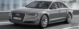 Audi A8 hybrid - 2013