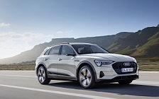 Обои автомобили Audi e-tron - 2019