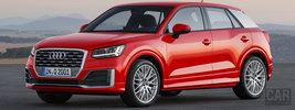Audi Q2 TFSI quattro S line - 2016