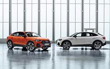 Обои автомобили Audi Q3 Sportback 35 TDI quattro S line - 2019