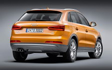 Обои автомобили Audi Q3 2.0 TDI quattro - 2011
