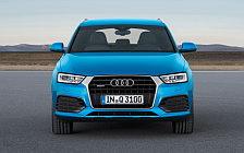 Обои автомобили Audi Q3 2.0 TDI quattro S-line - 2015